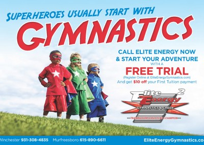 Elite Energy Gymnastics