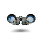 navigation advertising binoculars