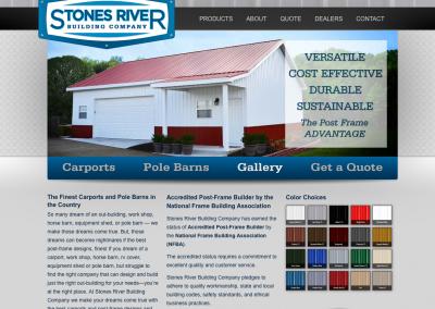 Stones River Building Company