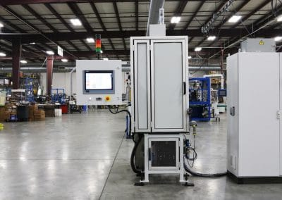 An example of a designed, engineered and manufactured project for a client.