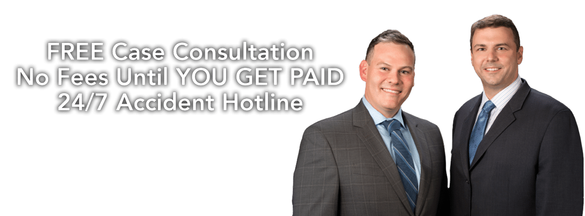 weir and kestner law office, tony and joe, Free Case Consultation - No Fees Until You Get Paid - 24/7 Accident Hotline