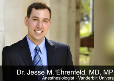 Dr. Jesse Ehrenfeld