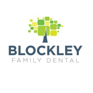 Logo Redesign, Blockley Family Dental, Murfreesboro, TN - portfolio