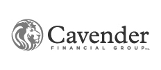 Cavender financial group logo