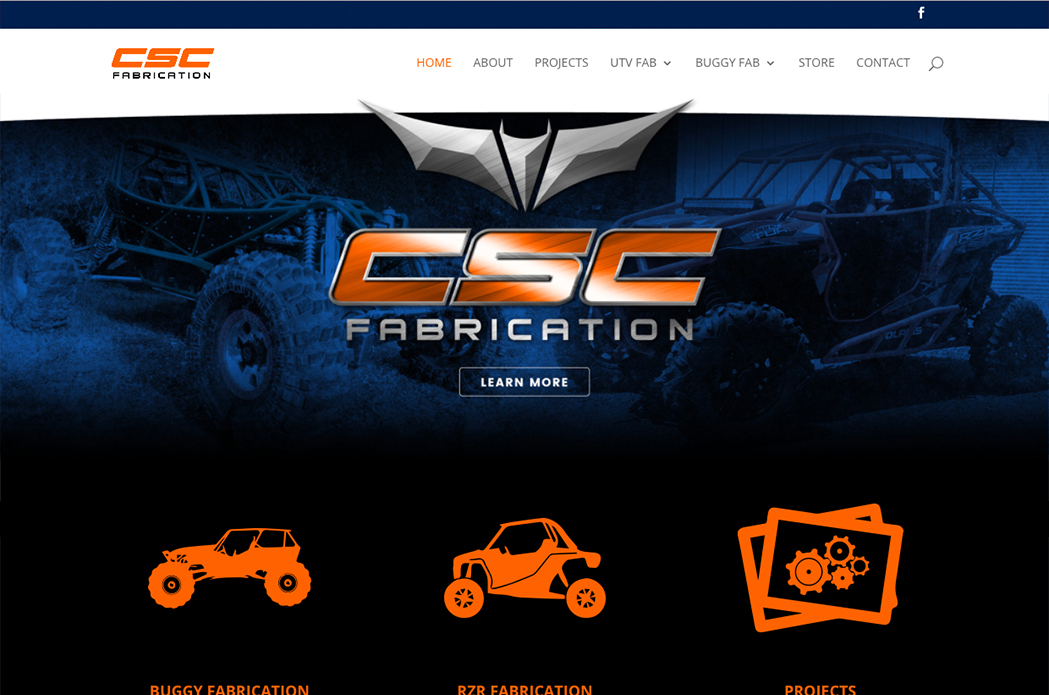 CSC Fabrication. Cave Springs, GA