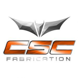 CSC Fabrication, Cave Spring, GA - logo branding identity portfolio