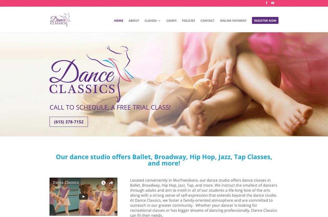 Dance Classics, Murfreesboro, TN