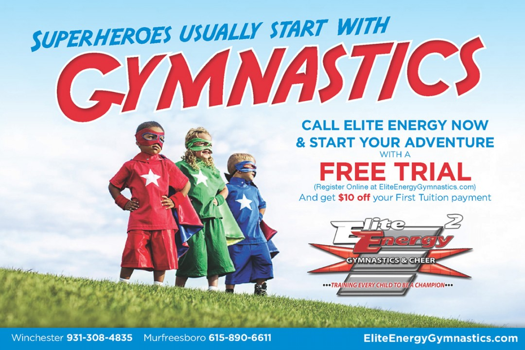 Elite Energy Gymnastics