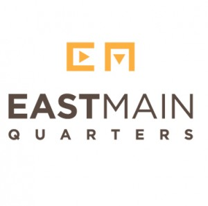 East Main Quarter. Luxury Apts, Murfreesboro, TN - logo