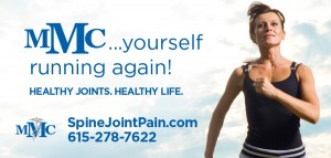 Murfreesboro Medical Clinic. Murfreesboro, TN - Spine Joint and Pain Center Ad