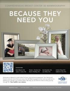 Murfreesboro Medical Clinic. Murfreesboro, TN - OBGYN Ad