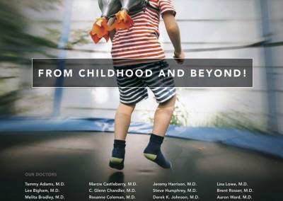 Murfreesboro Medical Clinic. Murfreesboro, TN - Pediatric Ad