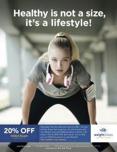 Murfreesboro Medical Clinic. Murfreesboro, TN - Weight Loss and Wellness Ad