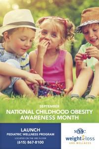 Murfreesboro Medical Clinic. Murfreesboro, TN - Launch Pediatric Weight Loss and Wellness Poster