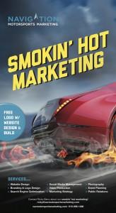 Navigation Motorsports Marketing. Murfreesboro, TN. - Handout
