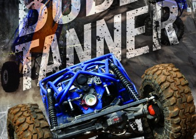 RCV. Off-Road Performance Products, Loves Park, IL- Bobby Tanner Poster