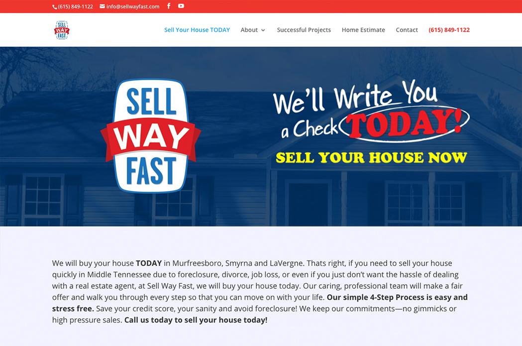SellWayFast. Murfreesboro, TN