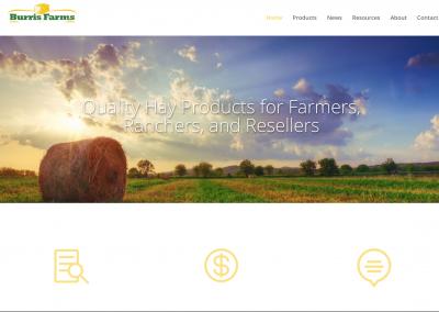 Burris Farms Inc. Unionville, TN