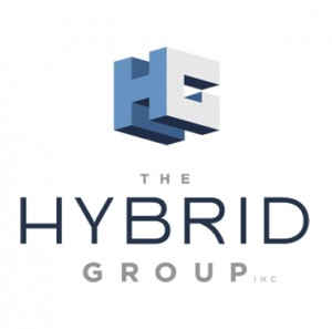 The Hybrid Group. Construction, Murfreesboro, TN - logo