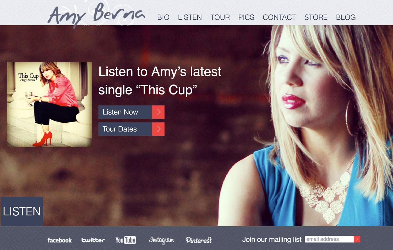 Amy Berna.