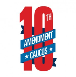 10th Amendment Caucus logo