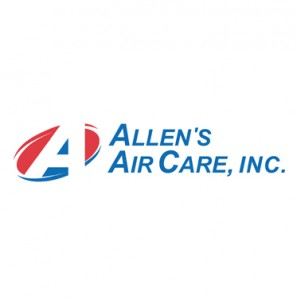 Allen's Air Care logo