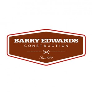 Barry Edwards Construction logo