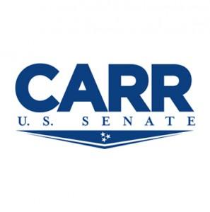 Joe Carr U.S. Senate logo