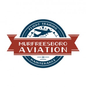 Murfreesboro aviation logo