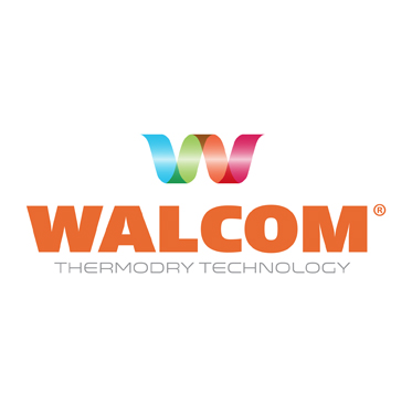 Walcom Thermodry Technology logo, branding