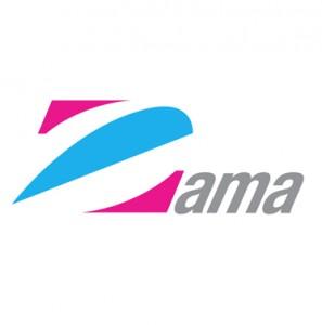 Zama Carburetors logo, branding