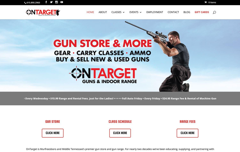 On Target. Murfreesboro, TN