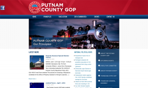 Putnam County GOP website image