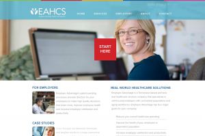EAHCS website image