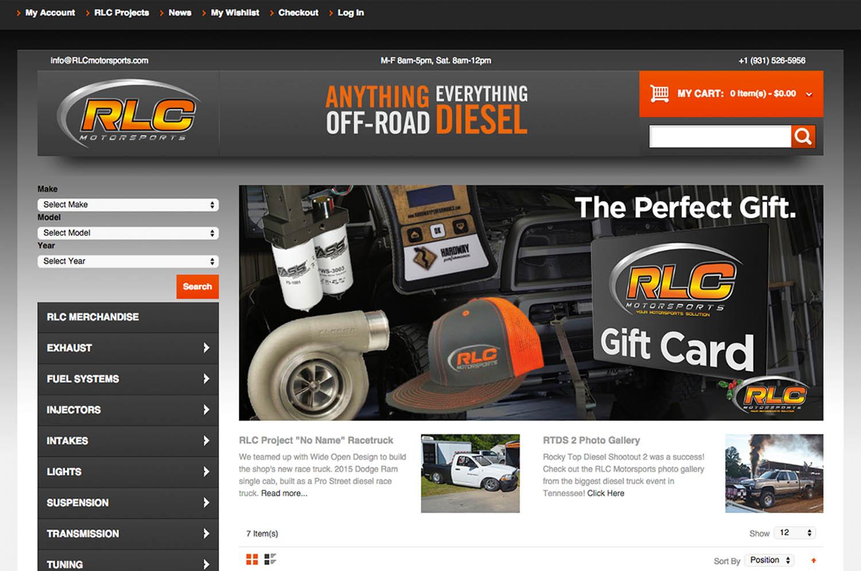 RLC Motorsports. Cookville, TN