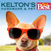 Kelton's Hardware & Pet - Facebook Header - portfolio