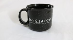 Ink and Blood. Museum Exhibit Gift Shop Coffee Mug. Murfreesboro, TN - portfolio