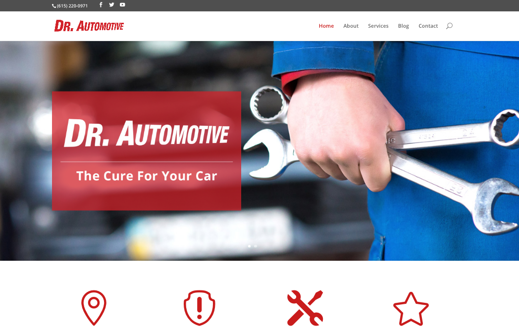 Dr. Automotive. Smyrna, TN