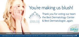 Stones River Dermatology. Ruthies Ad - portfolio
