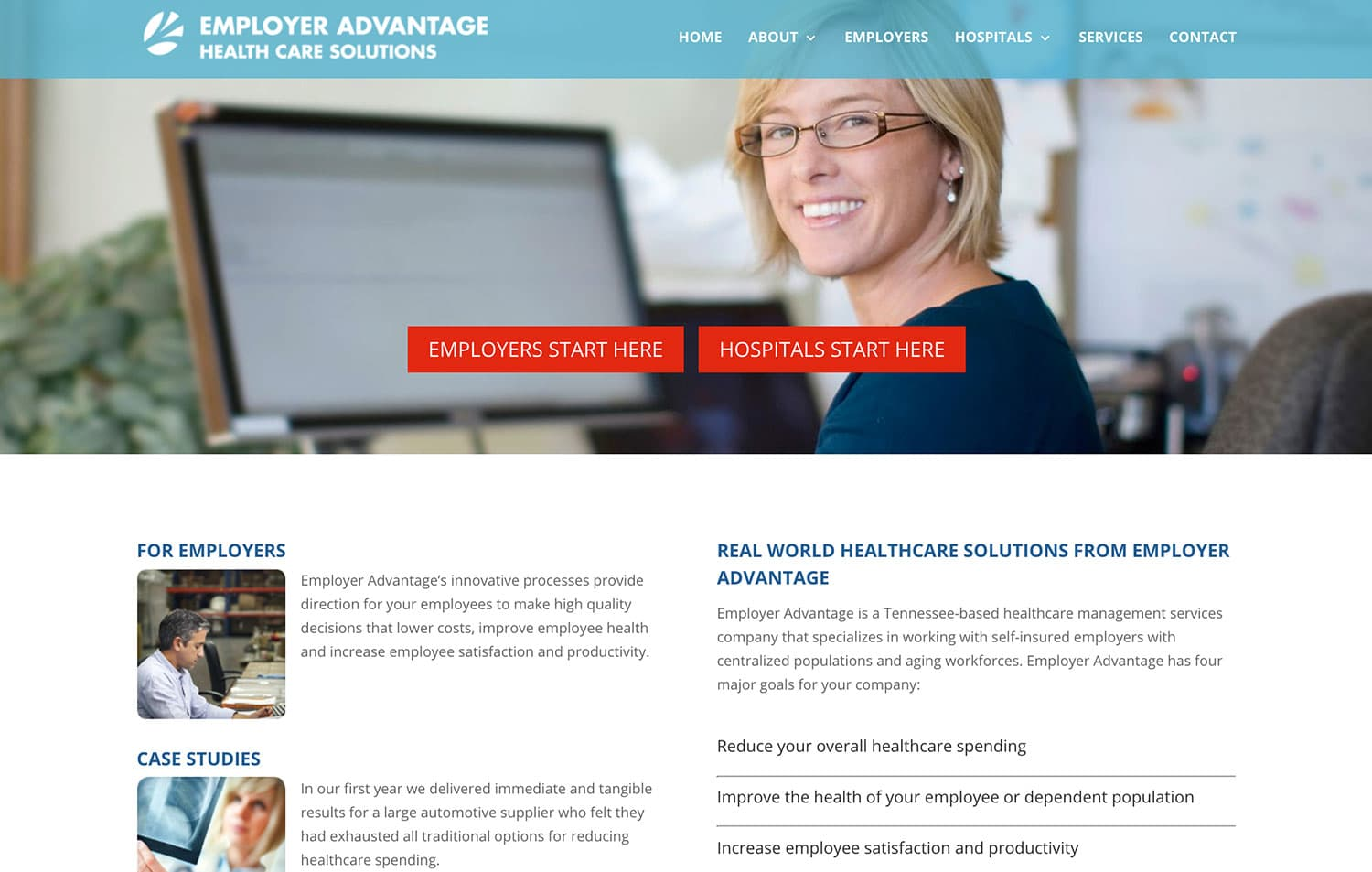 Employer Advantage Health Care Services. Franklin, TN