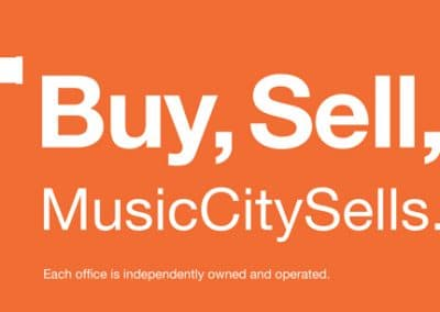 Interstate Billboard Concept and Design, NextHome Music City Realty, Brentwood, TN