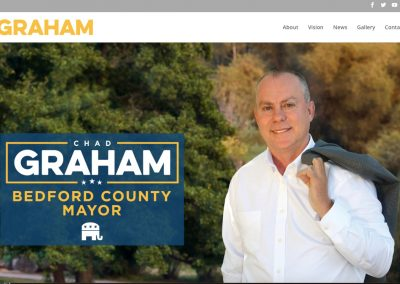 Chad Graham Website