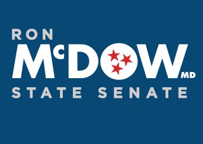 Ron McDow for State Senate
