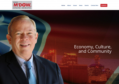 Ron McDow Website